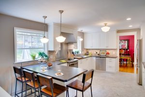 Contemporary Kitchen design by Andrea Langford